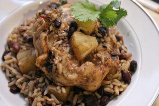Calyspo chicken