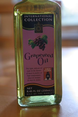 1grapeseed oil