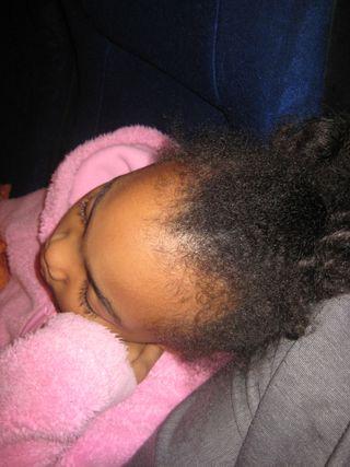 Kayla sleep