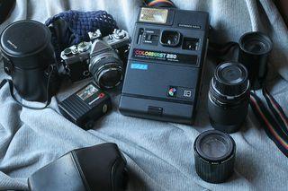 Cameran equip
