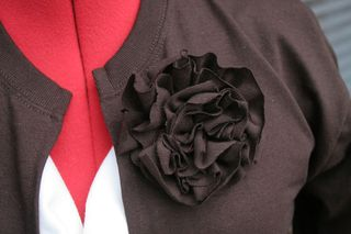 Cardigan flower