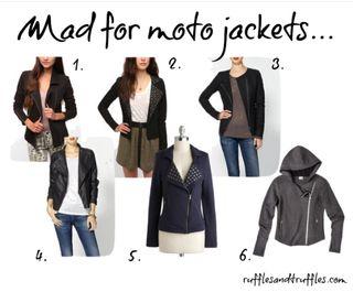 Moto-Jackets