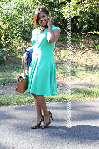 Green dressa