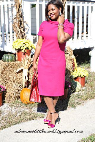 Pink dress 2a