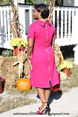 Pink dress 3a