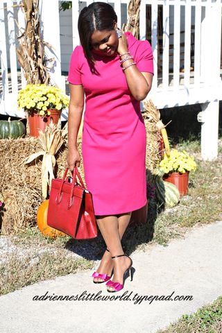 Pink dress 1a