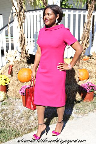 Pink dress 5a