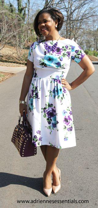 Adriennes essentials floral 7