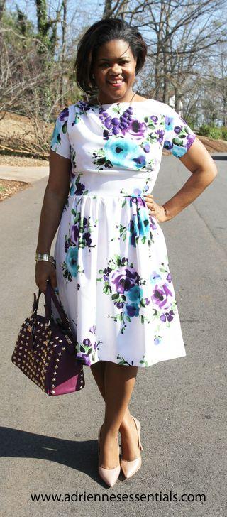 Adriennes essentials floral 8