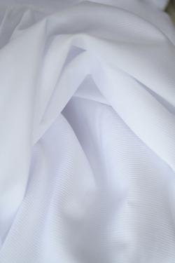 White_fabric