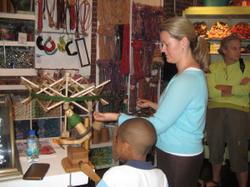 Aj_helping_at_yarn_store